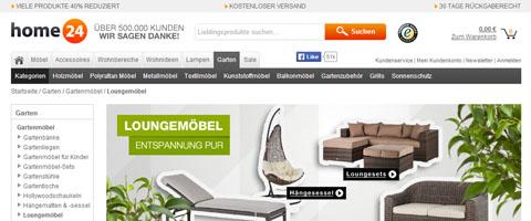 Loungemöbel Kaufen Die Besten Online Shops Rund Um Gartenmöbel